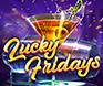 รูปพื้นหลังเกมสล็อต Lucky Fridays