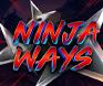 รูปพื้นหลังเกมสล็อต Ninja Ways