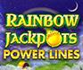 รูปพื้นหลังเกมสล็อต Rainbow Jackpots Power Lines