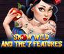 รูปพื้นหลังเกมสล็อต Snow Wild and the 7 Features